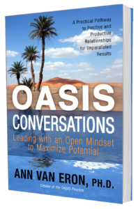 Oasis Conversations - Book by Ann Van Eron